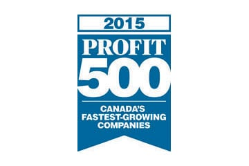 Prizm Ranks #15 On The 2015 PROFIT 500