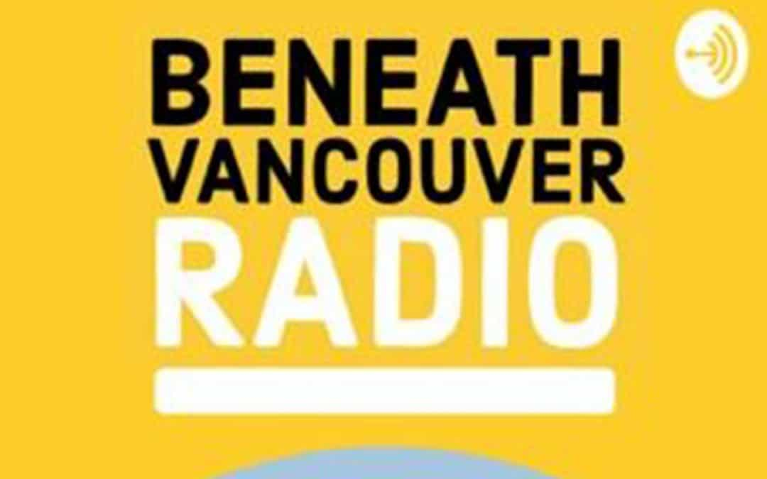 Zeeshan Hayat CEO & Co-founder of Prizm Media Joins the Beneath Vancouver Podcast