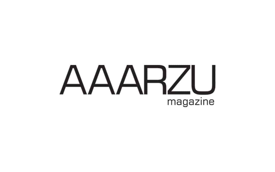 Co-Founders Zeeshan & Karina Hayat Featured on the AAARZU Magazine Power List!